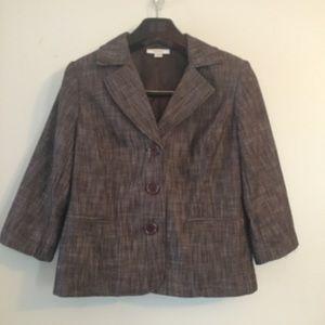 Dress Barn blazer jacket. Size Medium